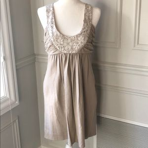 Anthropologie- Molly New York Dress